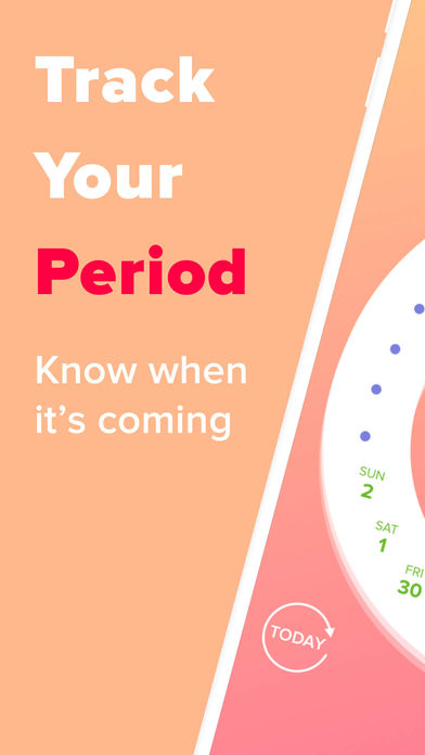 Period Tracker App – Eve