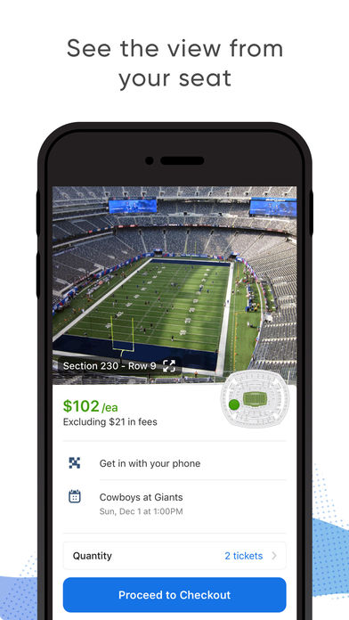 SeatGeek – Buy Event Tickets