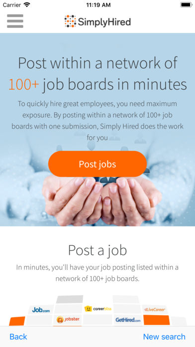 Job Search – Simply Hired