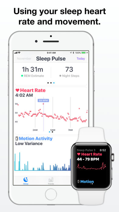 Sleep Pulse 3 – Sleep Tracker