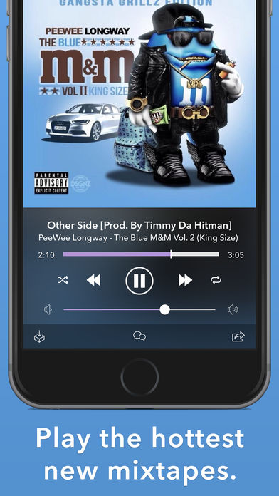 Spinrilla – Mixtapes & Music