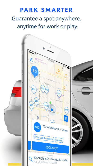 SpotHero – Find Parking Nearby