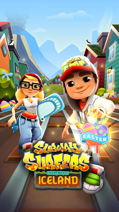 Subway Surfers Iphone App App Store Apps