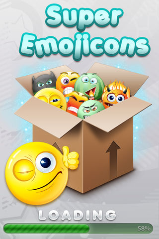 Super Emojicons- 400+ New Emoticons and New Photo Emoji Editor Feature!
