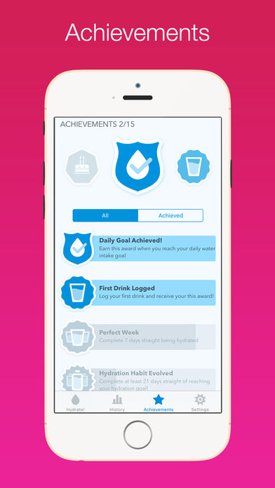 App That Reminds You To Drink Water Iphone