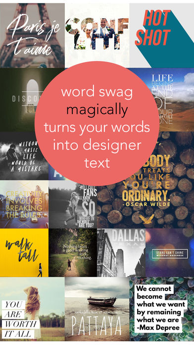 Word Swag – Cool Fonts
