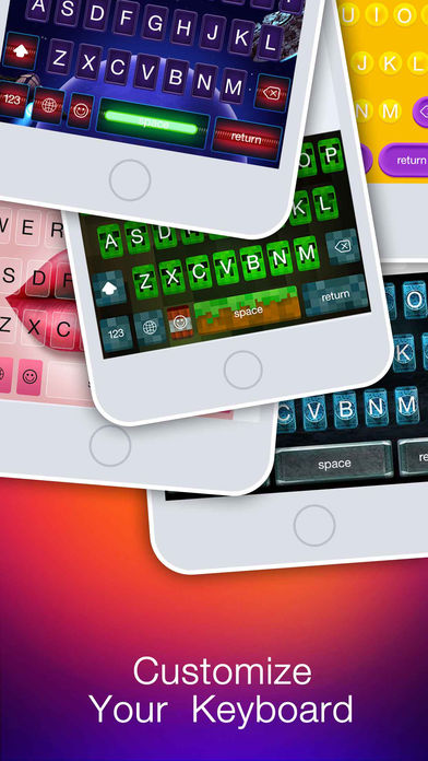 YeahKeys – Customize your keyboard